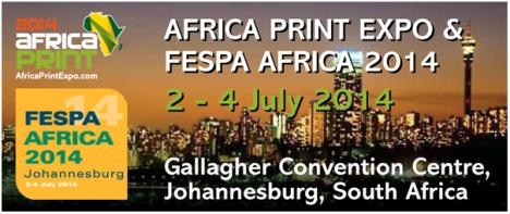 Africa Print 2014